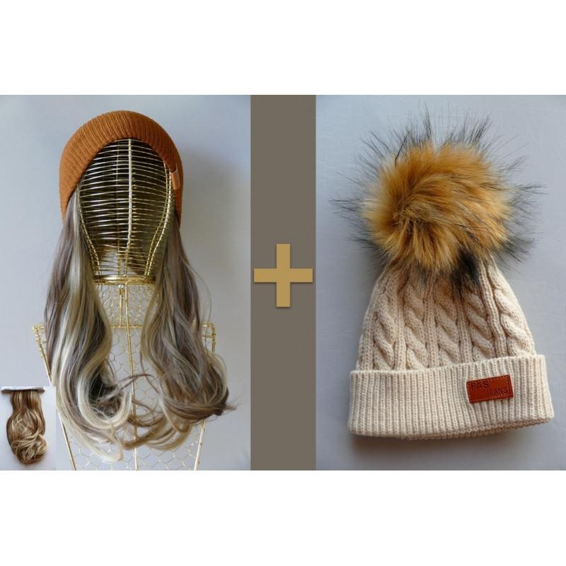 Bonnet -turban chimio