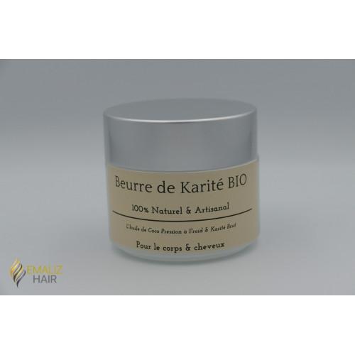 PURE BEURRE DE KARITE BIO - QUALITE AAA