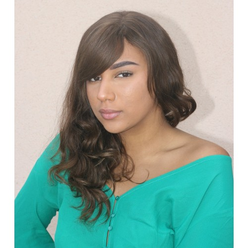 PERRUQUE NATURELLE LACE WIG HAUTE QUALITE - FIDJI EMALIZ HAIR