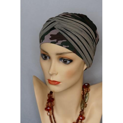 Bonnet femme chimio