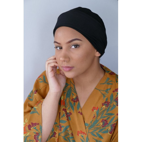 TURBAN ET BONNET CHIMIO REVERSIBLE
