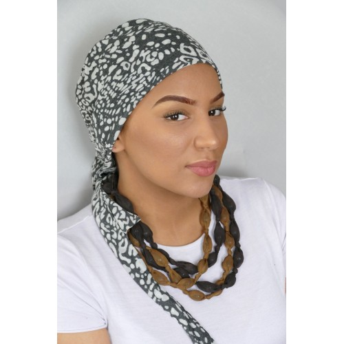 TURBAN CHIMIO POUR FEMME - SOGUE EMALIZ HAIR