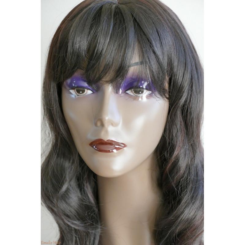 LA PERRUQUE FEMME LACE FRONT - RHEANE EMALIZ HAIR CLASSE 2