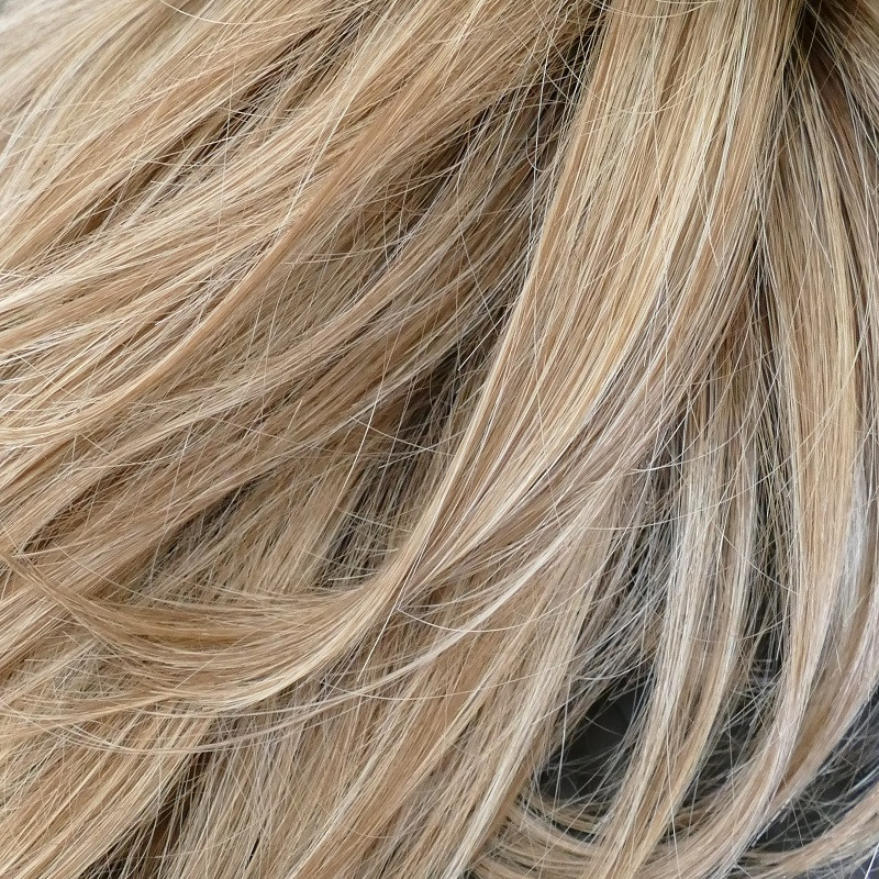 Blond méché 12-14-T16
